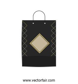Branding shopping bag design