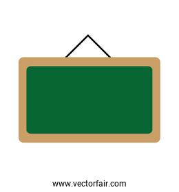 Isolated blackboard design