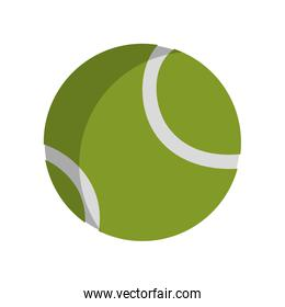 Tennis ball design
