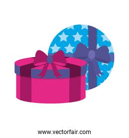 Isolated gifts design