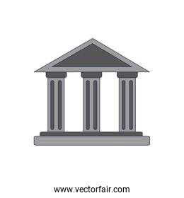 Isolated bank design