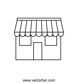Isolated store design