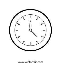 Isolated clock design