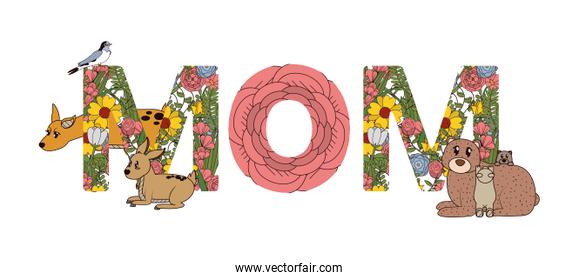Fonts for mothers day