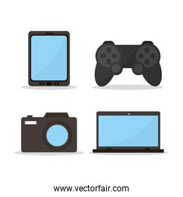 Videogames and electronic devices