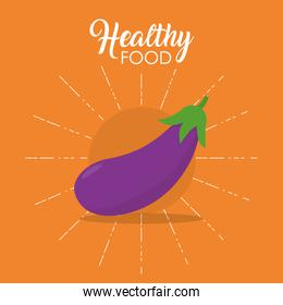 Healthy food vegetables concept