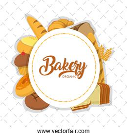 Bakery food concept