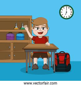 School and student