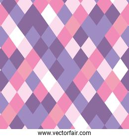 Pink and purple striped background