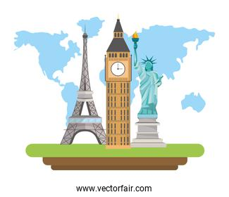 world travel and tourism