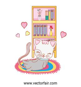 kitty cat cartoon