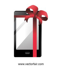 smartphone gift cartoon