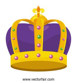 bejeweled crown icon