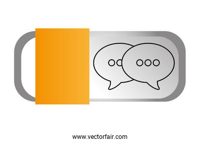 speech bubbles cartoon