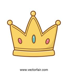 crown icon cartoon