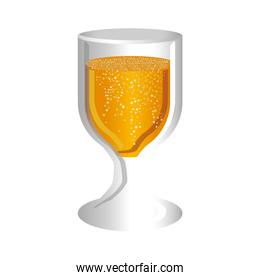 beer glass icon image