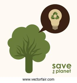 Save the planet design