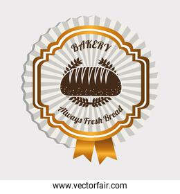 bakery products , vector illustration