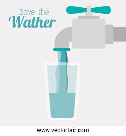 save the water design