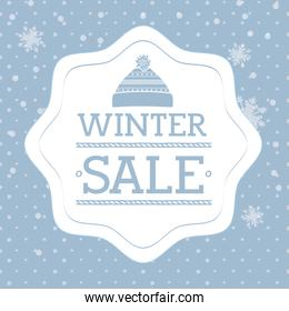 winter sale design