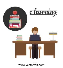 e-learning concept design