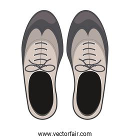 tap shoes for mens with laces