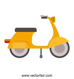 scooter vehicle icon