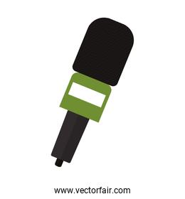 microphone wireless with green support
