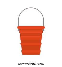full color with bucket play sand