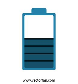 blue battery icon