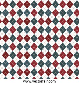 colorful pattern with diamond shapes