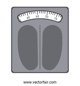 gray of scales for weight control