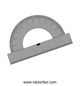 transporter ruler for drawing icon