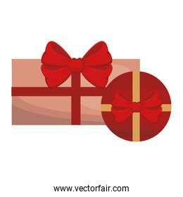 gifts boxs isolated icon