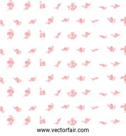 paint strokes pattern background isolated icon