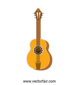 musical instrument guitar icon