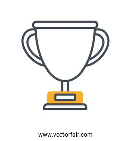 success trophy cup award icon