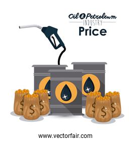 Oil and Petroleum Prices