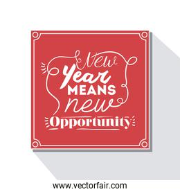 motivational message new year