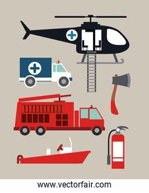 emergency service design