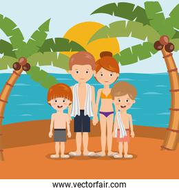 summer vacations in family design