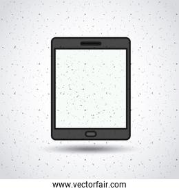 tablet isolated icon design