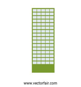 Tower Building of City design