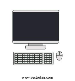 Isolated computer device design
