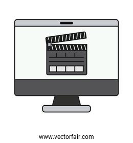 Isolated clapboard and computer design