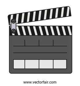 Isolated clapboard design