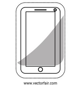 Isolated smartphone device design
