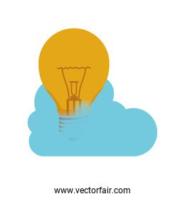 Bulb and cloud computing design