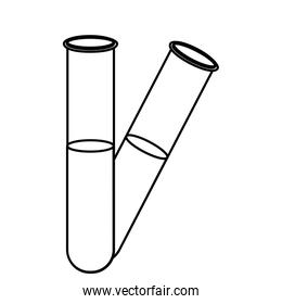 figure clinical tubes icon