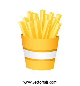 fries french fast food